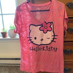 Hello Kitty Graphic Tee